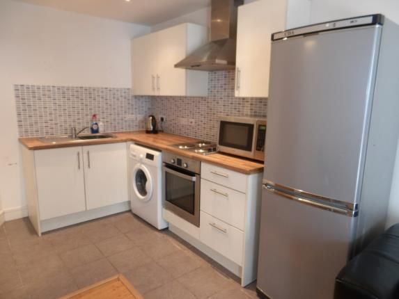 Kitchen of Duke Street, Liverpool, Merseyside L1
