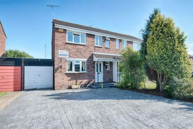 Thumbnail Semi-detached house to rent in Eliot Close, Aylesbury