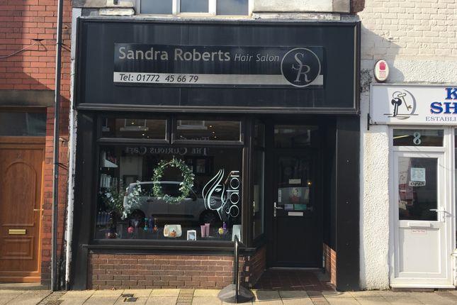 Thumbnail Retail premises for sale in Leyland, Lancashire