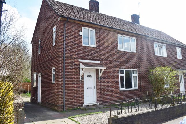 Thumbnail Semi-detached house for sale in Yew Tree Road, Fallowfield, Manchester
