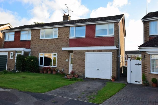 Thumbnail Semi-detached house for sale in Rye Close, Farnborough