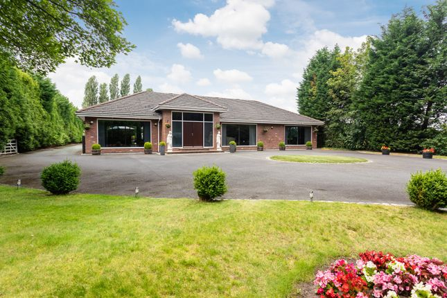Thumbnail Detached bungalow for sale in Ashley Road, Mere, Knutsford