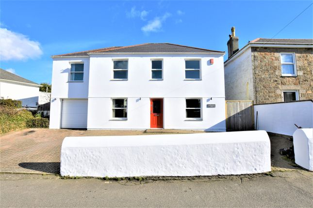 Thumbnail Detached house for sale in Church View Road, Camborne