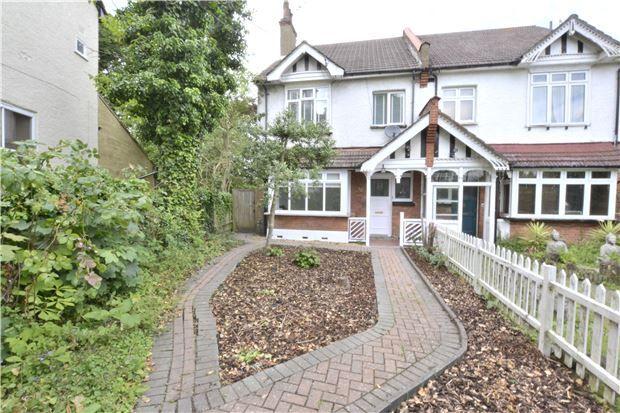 Thumbnail Flat for sale in Blenheim Crescent, South Croydon, Surrey