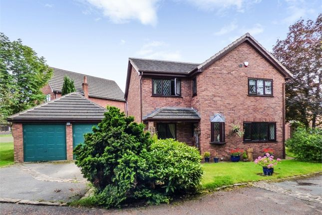 Thumbnail Detached house for sale in The Crossings, Hoghton, Preston, Lancashire