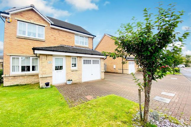 Thumbnail Detached house for sale in Cambridge Crescent, Airdrie