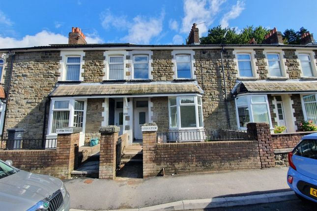 Thumbnail Terraced house to rent in Richmond Road, Six Bells, Abertillery