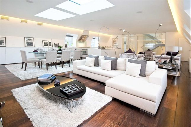 Thumbnail Detached house to rent in Boydell Court, St John`S Wood, London