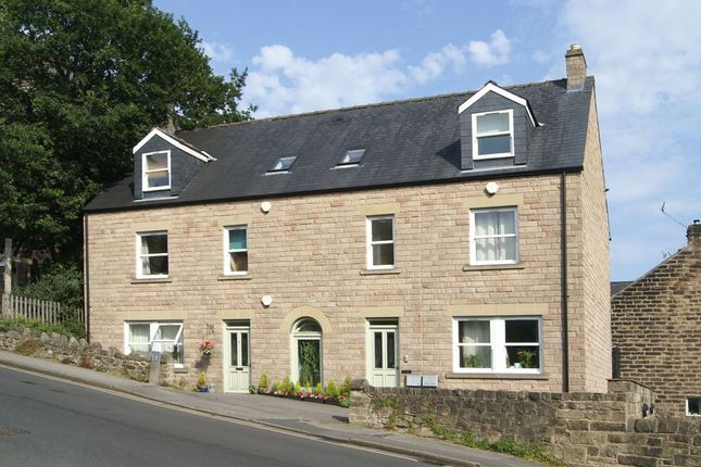 Thumbnail Flat for sale in Bank Manor, Bank Road, Matlock, Derbyshire
