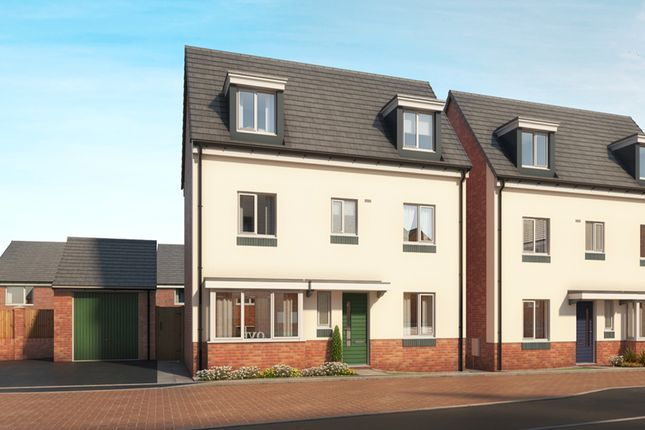 """Thumbnail Property for sale in """"The Firswood"""" at Little Eaves Lane, Stoke-On-Trent"""