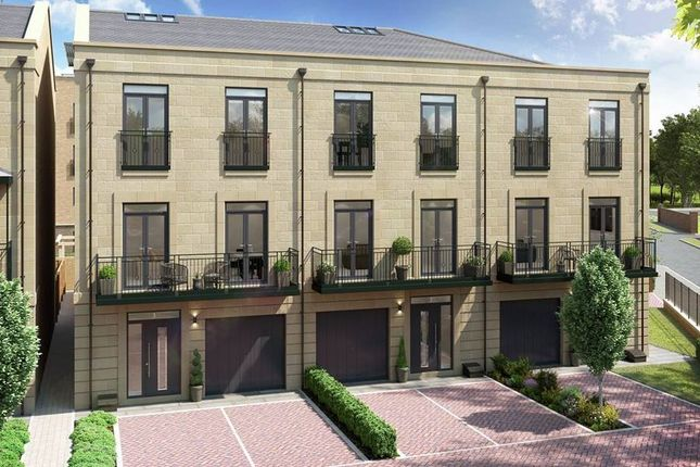 "Thumbnail Property for sale in ""The Charlton"" at Lansdown Road, Cheltenham"