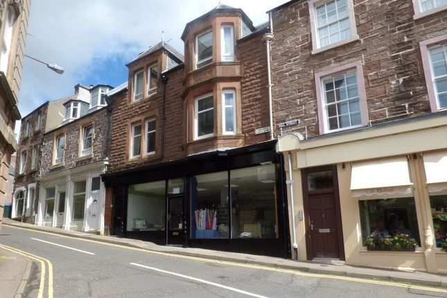 Thumbnail Flat for sale in Hill Street, Crieff