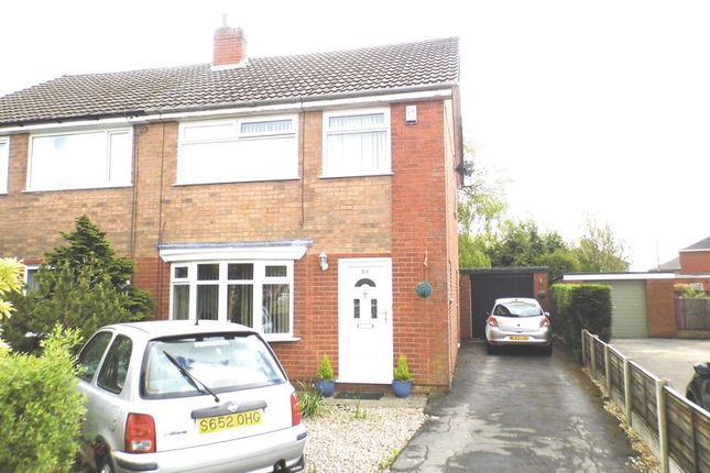 Thumbnail Semi-detached house for sale in Chestnut Avenue, Euxton, Chorley