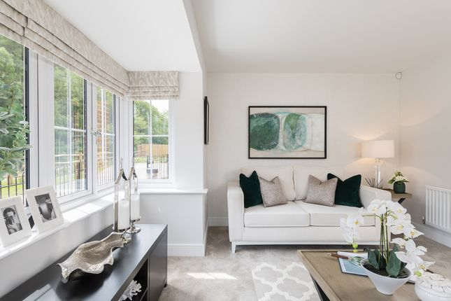 Thumbnail Detached house for sale in The Tadworth, Ellsworth Park, Foreman Road, Ash, Surrey