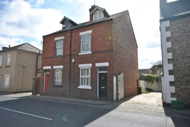 Thumbnail Semi-detached house for sale in Westgate, Tickhill, Doncaster