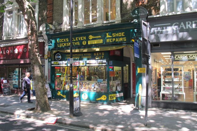 Thumbnail Retail premises to let in Gray's Inn Road, London