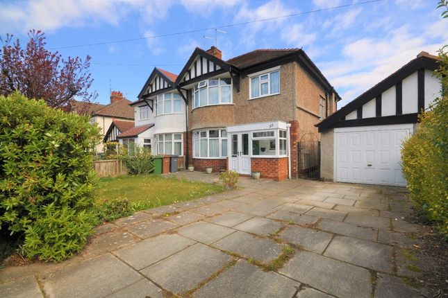 4 bed semi-detached house for sale in Meadway, Upton, Wirral CH49