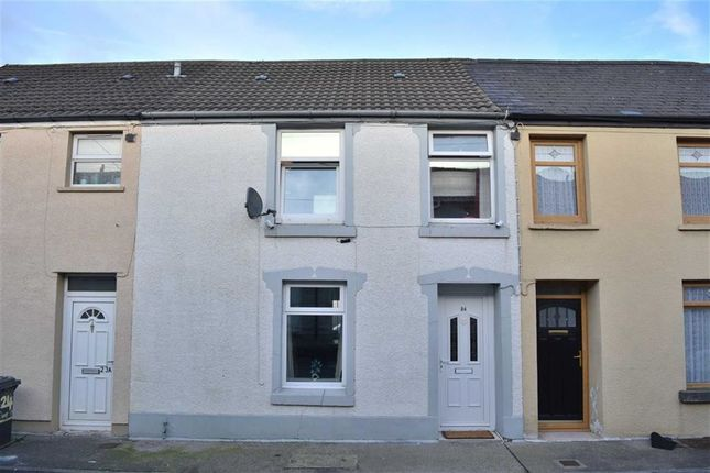 Thumbnail Terraced house for sale in Bute Street, Aberdare, Rhondda Cynon Taff