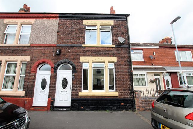 Thumbnail Terraced house to rent in Millfield Road, Widnes