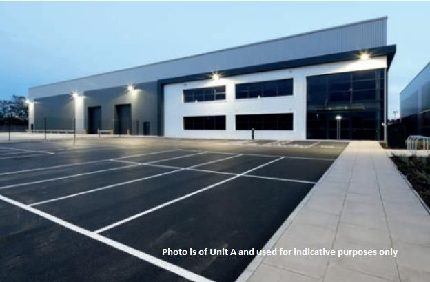 Light industrial to let in Unit C Parkside Business Park, Wheatley Hall Road, Doncaster, South Yorkshire