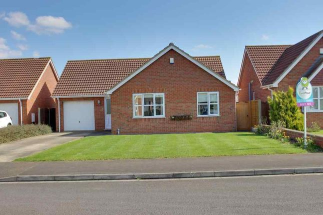 Thumbnail Detached bungalow for sale in Heythrop Road, Cleethorpes