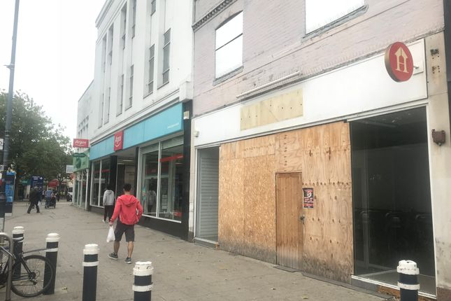 Thumbnail Retail premises to let in Commercial Road, Portsmouth