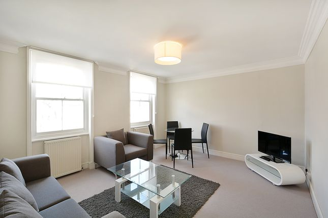 Thumbnail Flat to rent in Lexham Gardens, Kensington, Kensington