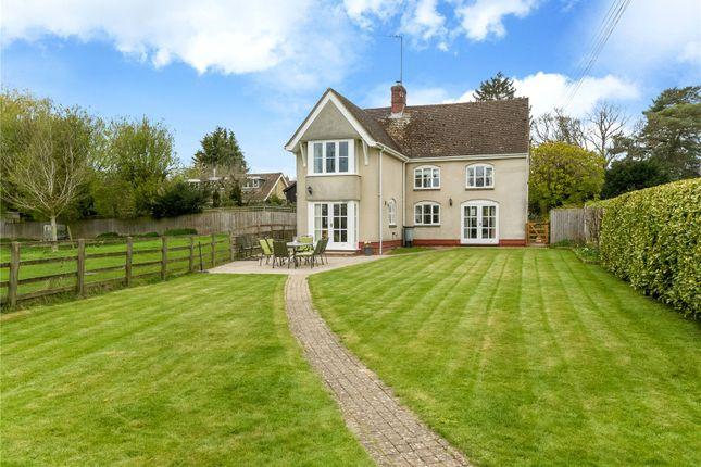 Thumbnail Detached house for sale in The Plantation, Cropredy, Banbury, Oxfordshire