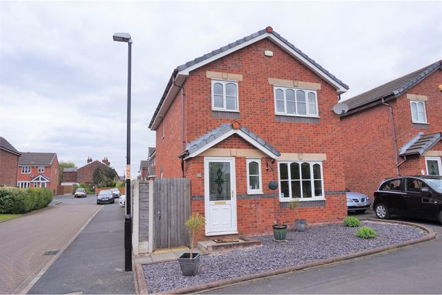 Thumbnail Detached house for sale in Evergreen Close, Chorley