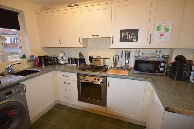 Kitchen of Mason Crescent, Swadlincote, Derbyshire DE11
