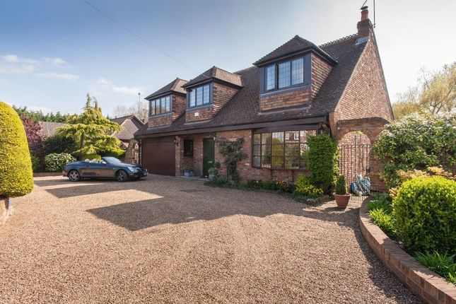 Thumbnail Detached house for sale in Brookside Avenue, Wraysbury, Staines