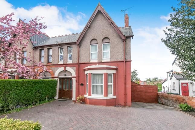 Thumbnail Semi-detached house for sale in Gronant Road, Prestatyn, Denbighshire, Uk