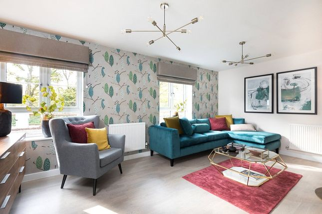 Thumbnail Semi-detached house for sale in Chertsey, Surrey