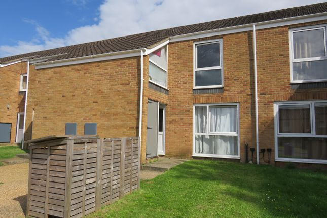 2 bed terraced house to rent in Earls Field, RAF Lakenheath, Brandon IP27