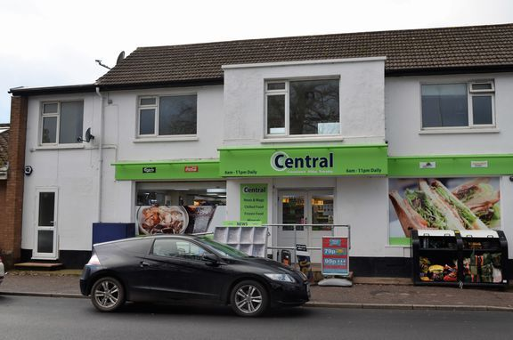 Thumbnail Flat to rent in Exeter Road, Cullompton