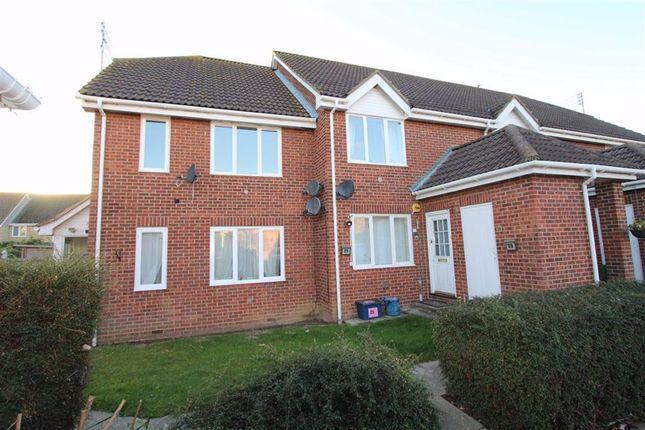 Thumbnail Flat to rent in Datchet Drive, Shoeburyness, Essex