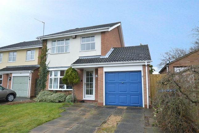 Thumbnail Detached house to rent in Sandford Way, Dunchurch, Rugby, Warwickshire