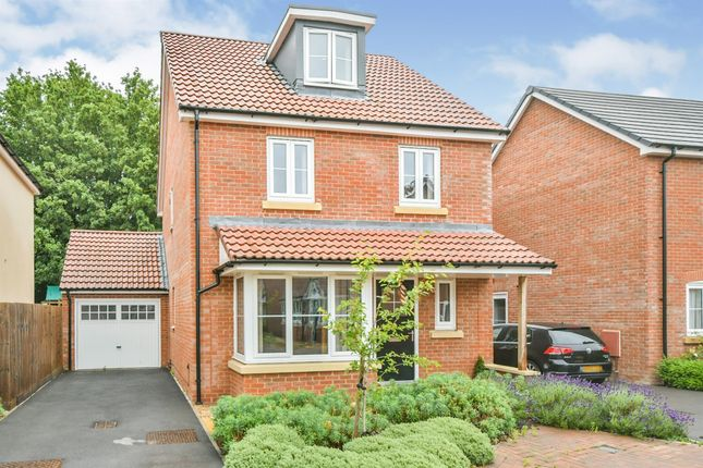Detached house for sale in Runnymede Gardens, Trowbridge