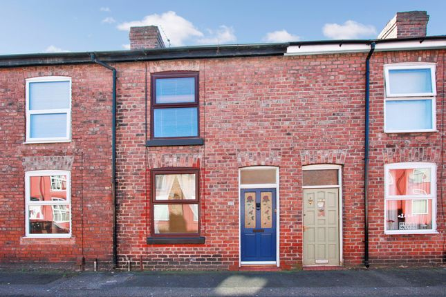 Thumbnail Terraced house to rent in Cumberland Street, Latchford, Warrington