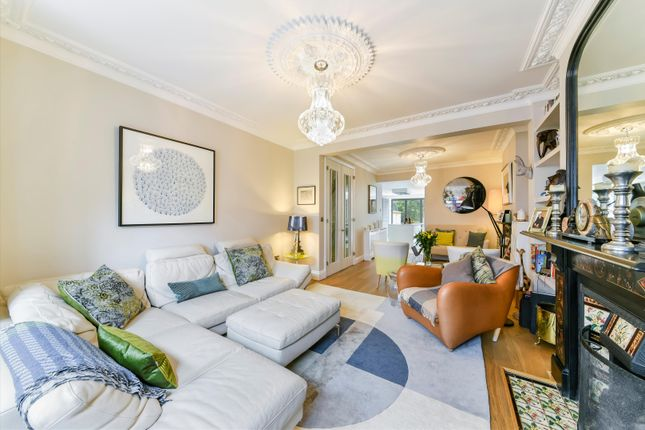 Thumbnail Terraced house to rent in Lisburne Road, London