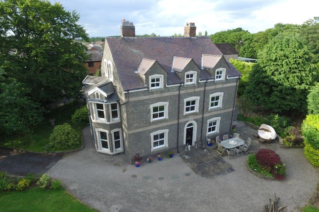 Thumbnail Detached house for sale in Heald House, Heald House Road, Leyland