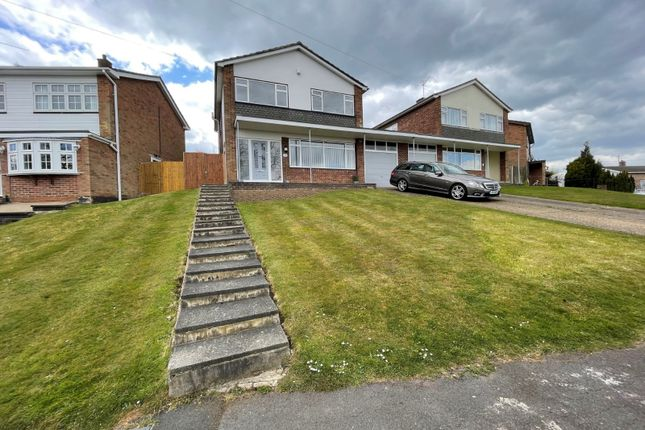 Thumbnail Detached house for sale in Burrows Way, Rayleigh, Essex