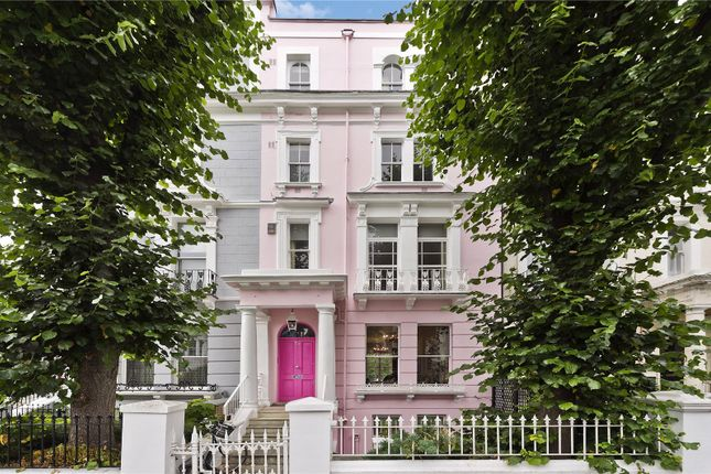 6 bed terraced house to rent in Elgin Crescent, Notting Hill, London W11