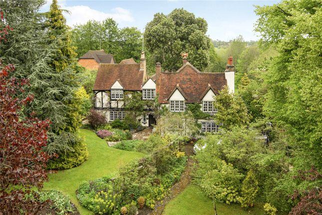 Thumbnail Detached house for sale in Solesbridge Lane, Chorleywood, Rickmansworth, Hertfordshire