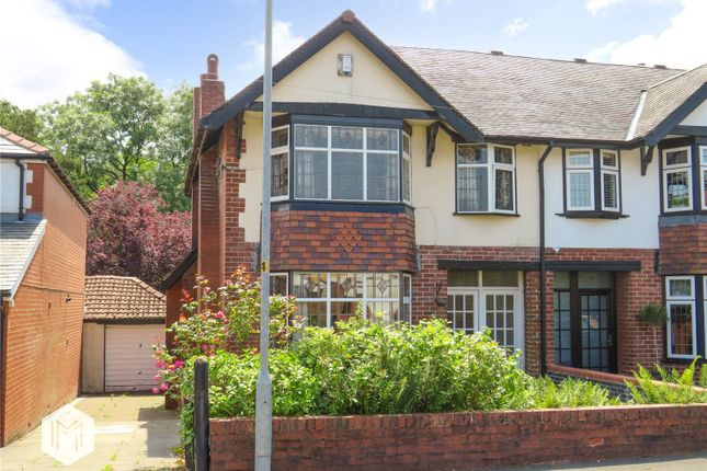 Thumbnail Semi-detached house for sale in Abercorn Road, Bolton