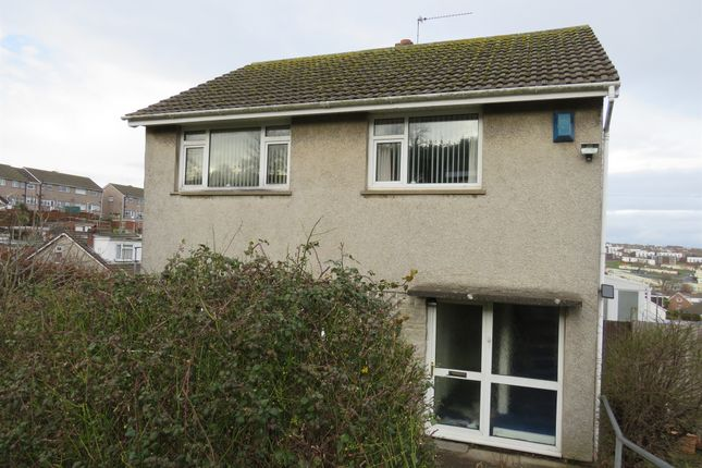 Thumbnail Detached house for sale in Cornwall Rise, Barry