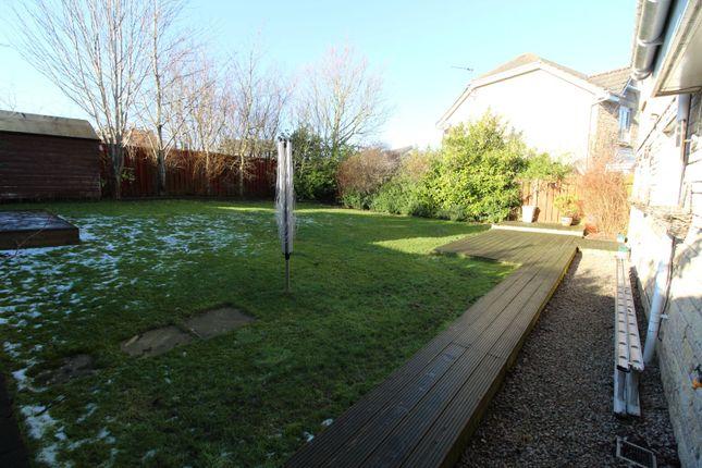 Rear Garden of Portsoy Place, Ellon AB41