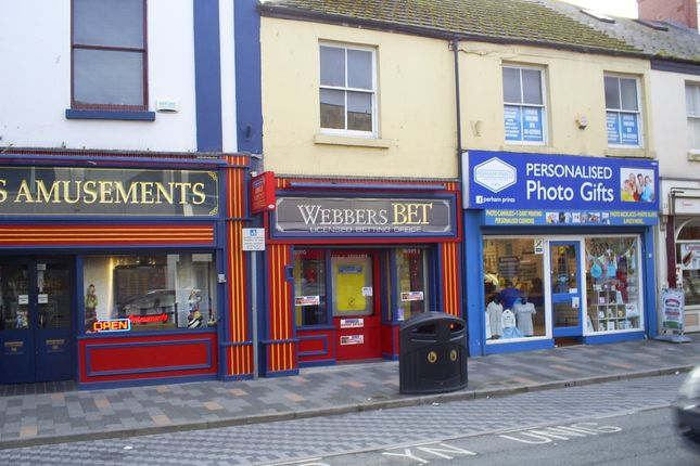 Thumbnail Retail premises to let in High Street, Rhyl