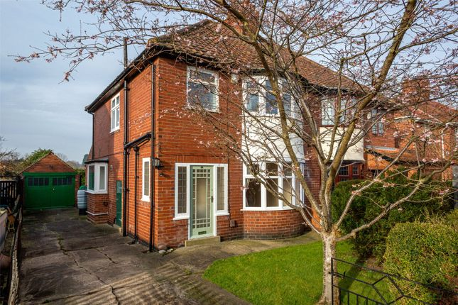 Thumbnail Semi-detached house to rent in Westlands Grove, York