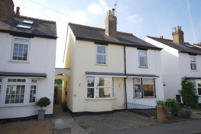 3 bed cottage to rent in Cambridge Road, Walton-On-Thames